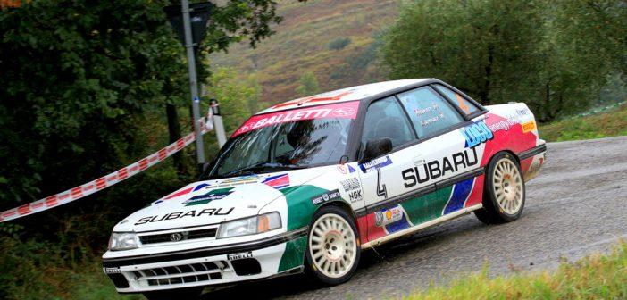 Rallylegend San Marino 2017: Hvězdná sestava