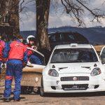 Test Jaromír Tarabus - Fiat Punto S2000 - jaro 2008