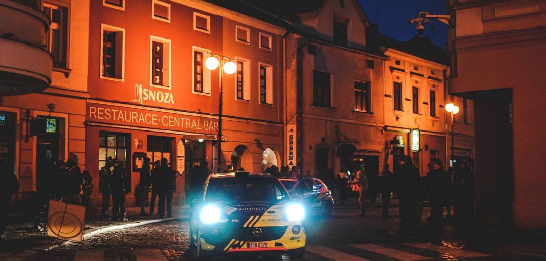 KOWAX Valašská rally ValMez 2018