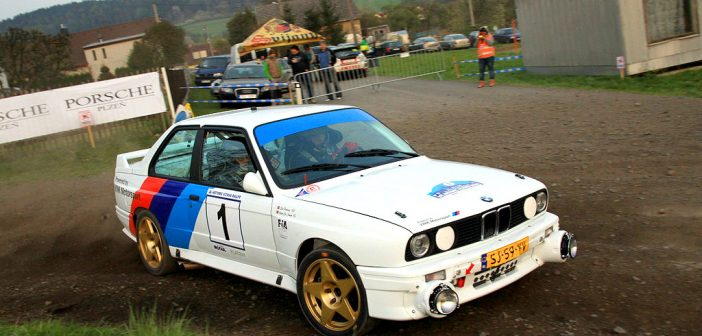 Historic Vltava Rallye 2018 preview