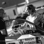 Rally Vyškov 2018 - Veronika Římalová