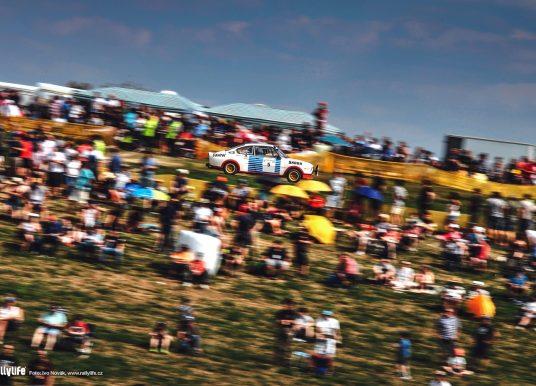 Jubilejní Eifel Rallye Festival se posouvá o další rok