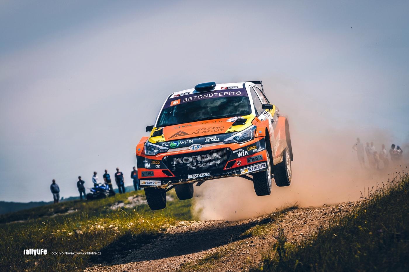Veszprém rallye 2018
