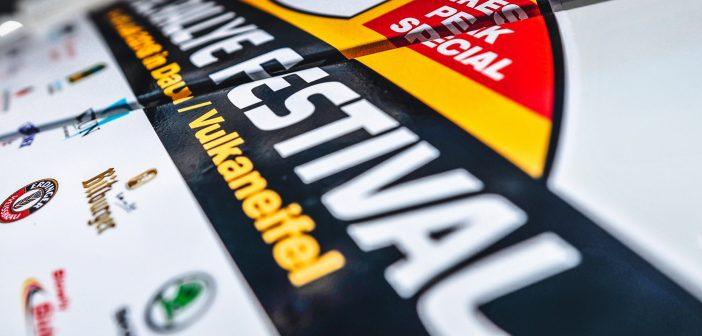 S Eifel Rallye Festival 2018 vzhůru do oblak – 1.část