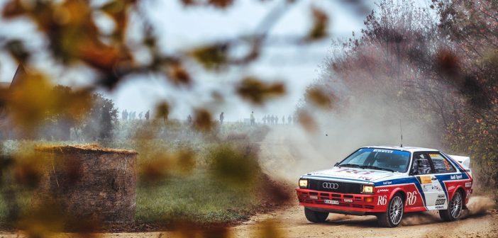 Herbst rallye 2018 – divoké podzimní finále