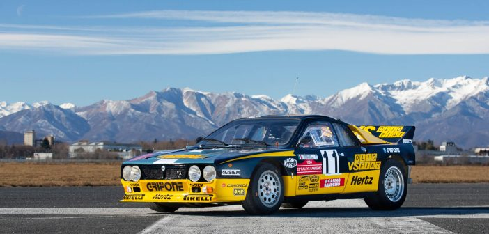 Lancia 037 Rally – Gruppo B aglio olio