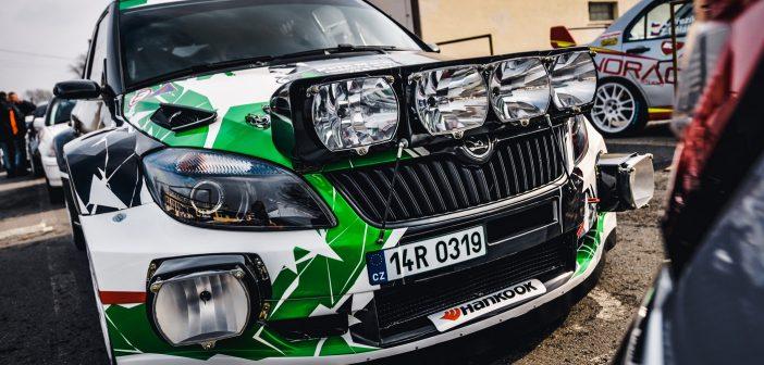 Testování soutěžních automobilů 2019 Zlín