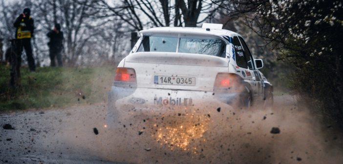 25. Vančík Rallysprint Kopná 2019