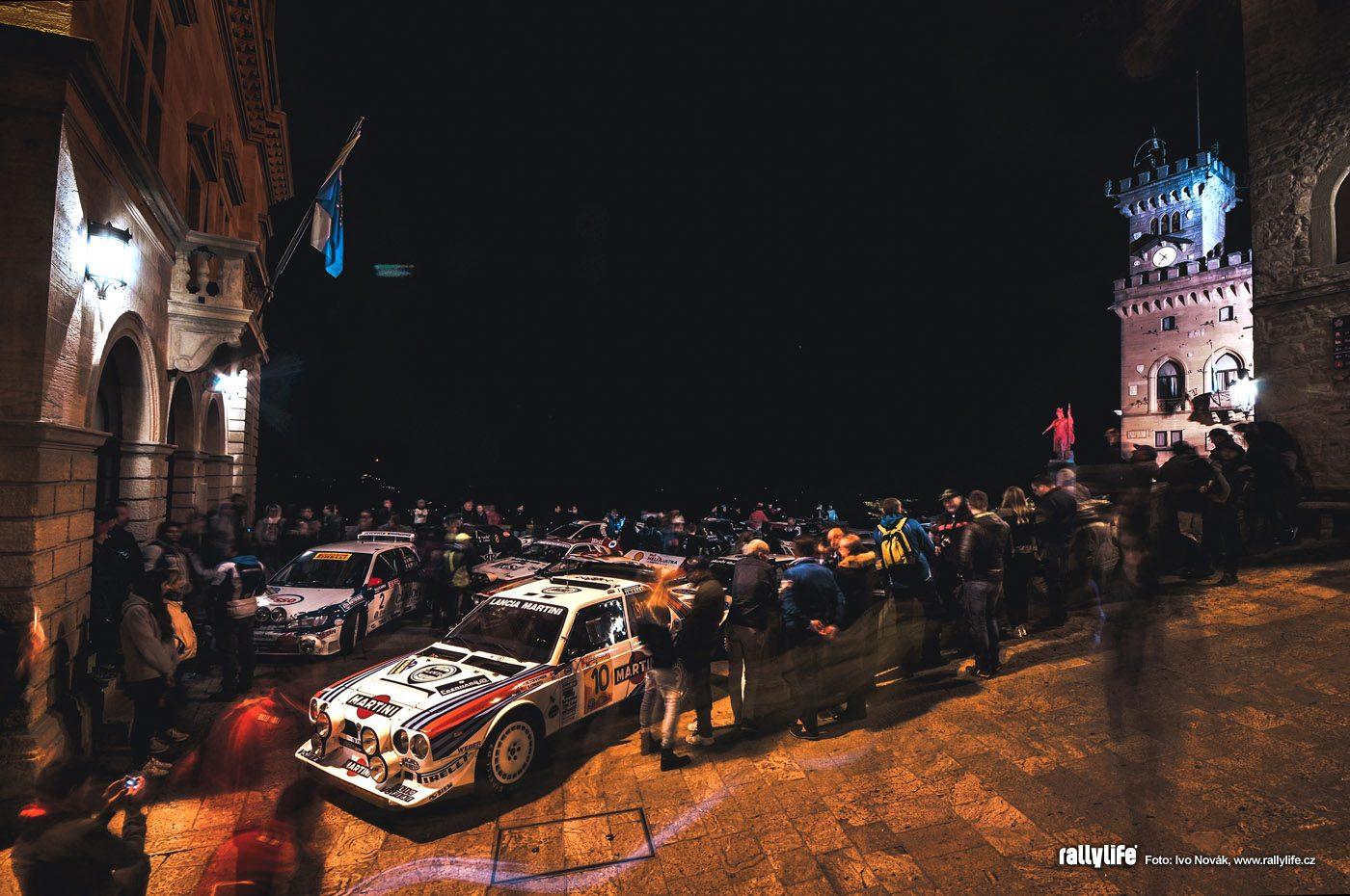 Rallylegend 2015 Lancia Delta S4