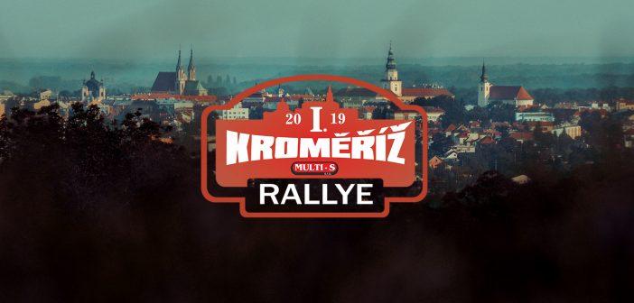Rallye Kroměříž 2019 – průvodce pro diváky