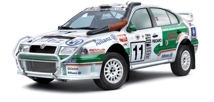 Modely: FOX toys – Škoda Octavia WRC