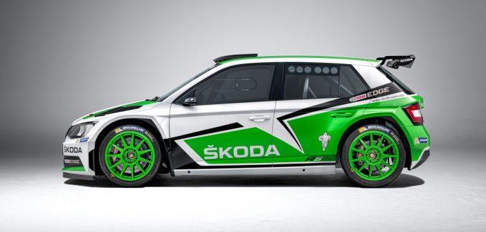 Modely: FOX toys – Škoda Fabia R5