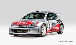 Peugeot 206 WRC C31