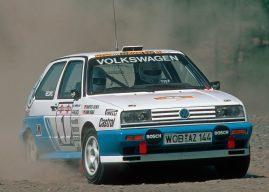 Planai-Classic 2020: Hans Joachim Stuck s VW Golf G60 Rallye