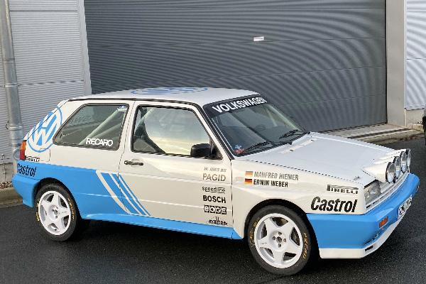 VW Golf G60 Rallye