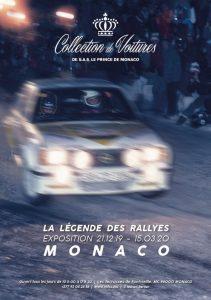 Collection de Voitures Monaco 2020