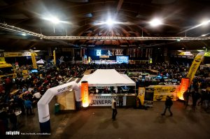 Jänner rallye 2020 Messehalle