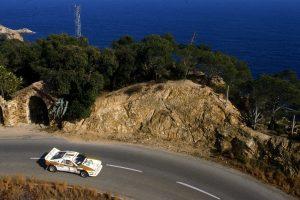 Lancia 037 Rally / Rallye Costa Brava 1985
