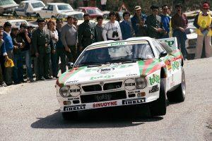 Lancia 037 Rally / Rallye Costa Blanca 1985