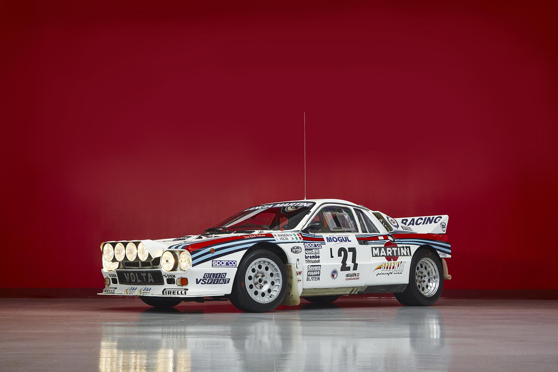 Lancia 037 Rally John J Campion