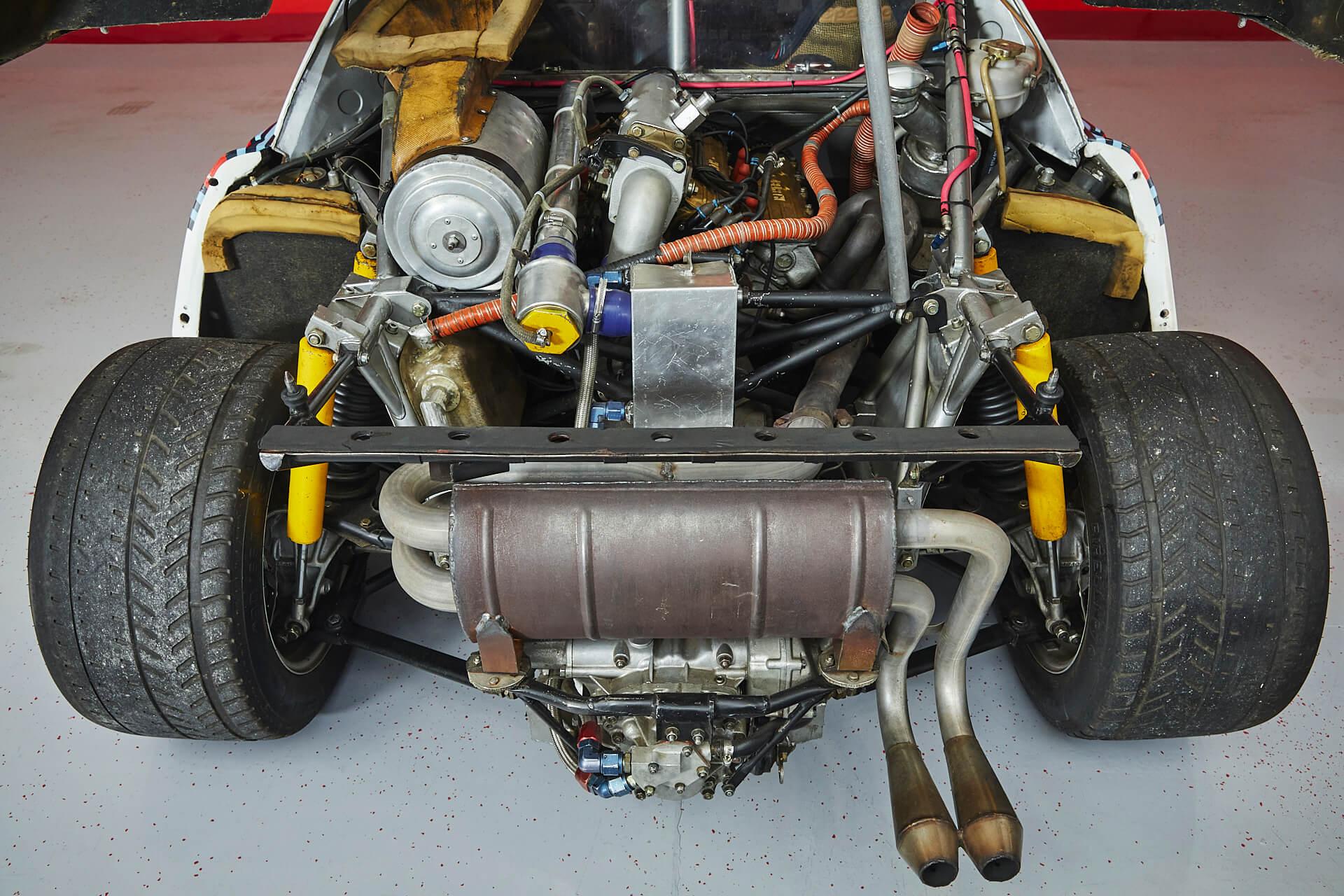 Lancia 037 Rally / John J Campion