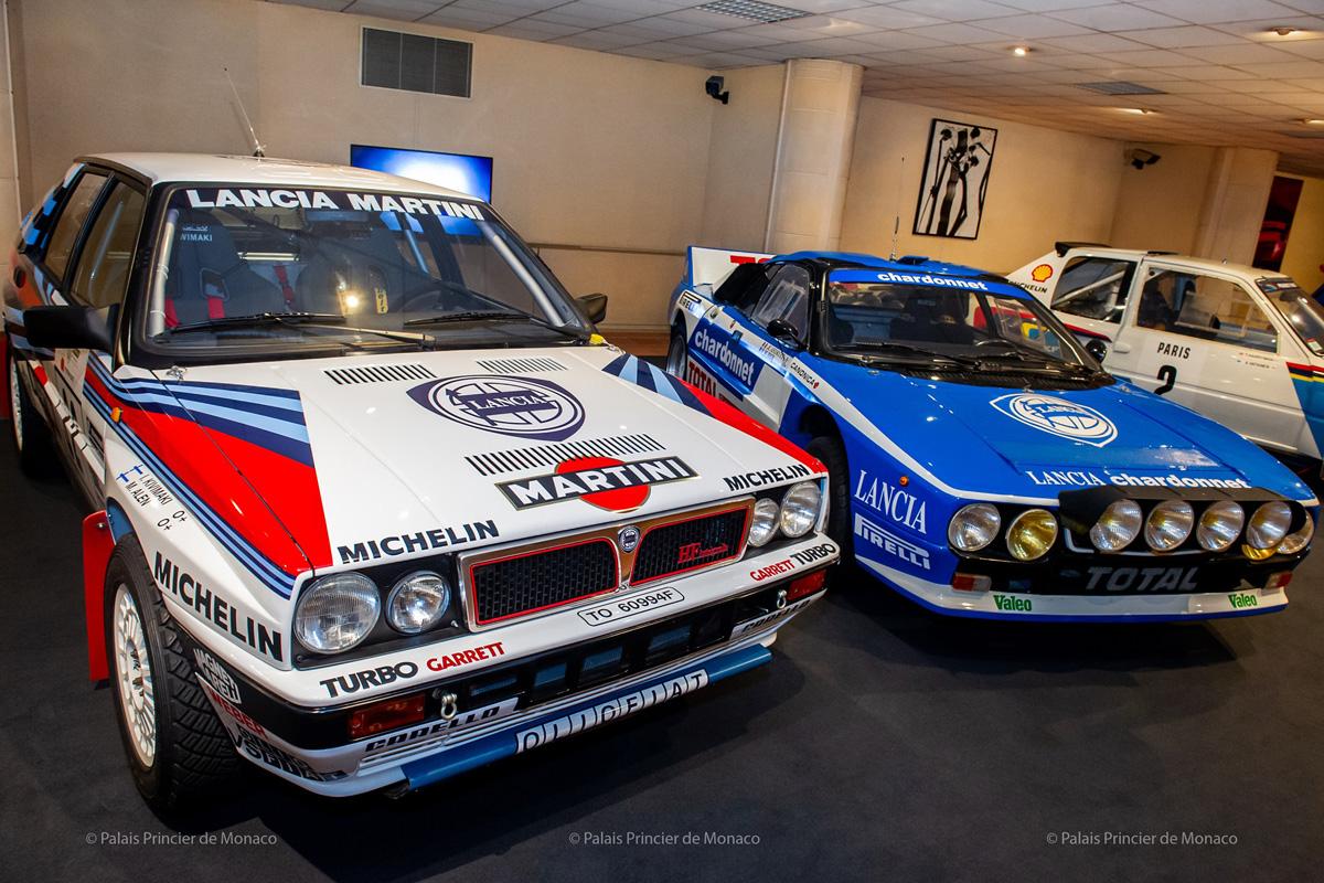 Lancia Delta & Lancia 037 Rally