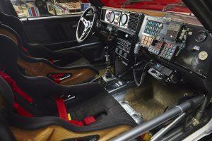 Lancia Delta HF Integrale 8V / interier