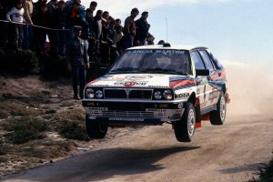 Lancia Delta HF Integrale 8V - Rallye de Portugal 1988
