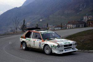 Lancia Delta S4 - Cerrato/Cerri Rallye 1000 Miglia 1986