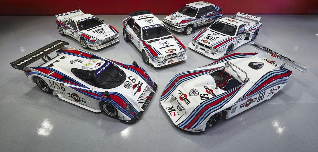 Lancia Martini - kolekce John Joseph Campion