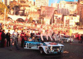 Walter Röhrl se vrací na Rallye Monte Carlo