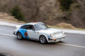 Walter Röhrl / Christian Geistdörfer / Porsche 911