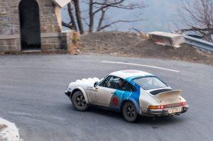 Walter Röhrl Porsche 911