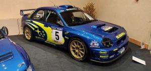 Subaru Impreza WRC Richard Burns
