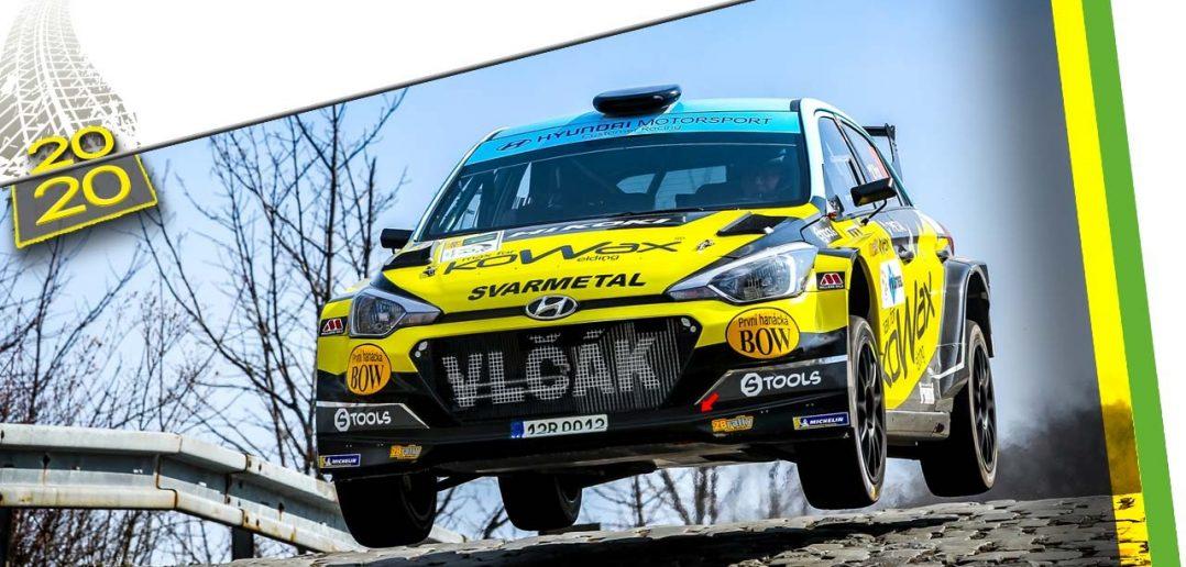 Kowax Valašská rally 2020