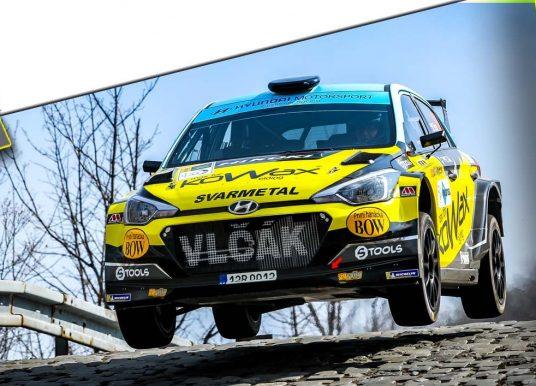 Valašská rally 2020 hlásí návrat na bývalé erzety