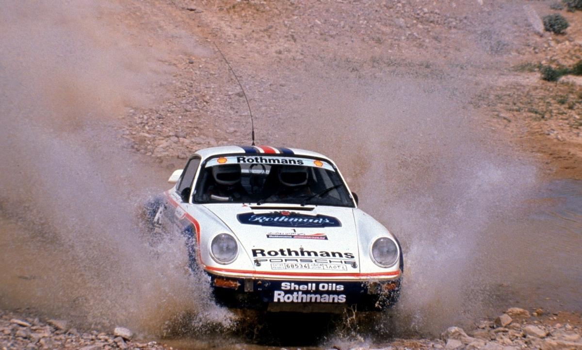 Porsche 911 SC RS Saeed Al-Hajri