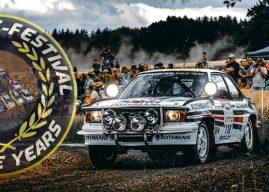 Jubilejní Eifel Rallye Festival 2020 s mnoha změnami