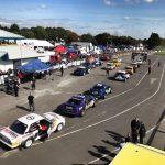 Rallyday paddock