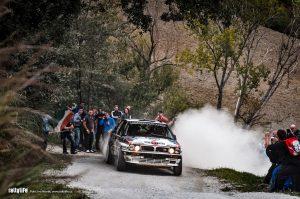 Rallylegend 2010 Lancia Delta HF Integrale
