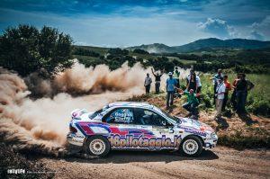 Tuscan Rewind 2010 - Paolo Ciuffi Subaru Impreza WRX