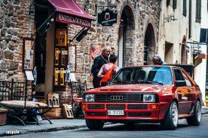 Tuscan Rewind 2010 - Audi Quattro Sport