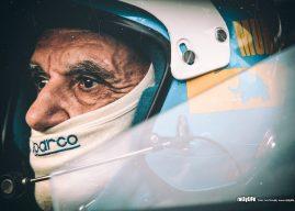 Sandro Munari slaví osmdesátku!