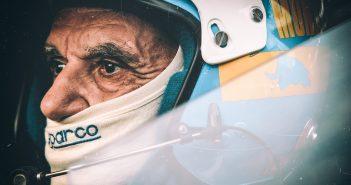 Sandro Munari slaví osmdesátku