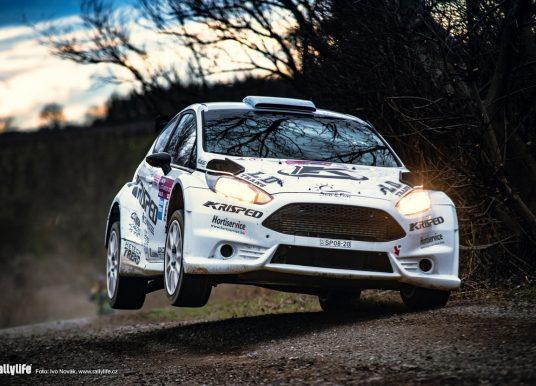 Otevře Blaufränkischland rallye 2021 rakouskou sezónu?