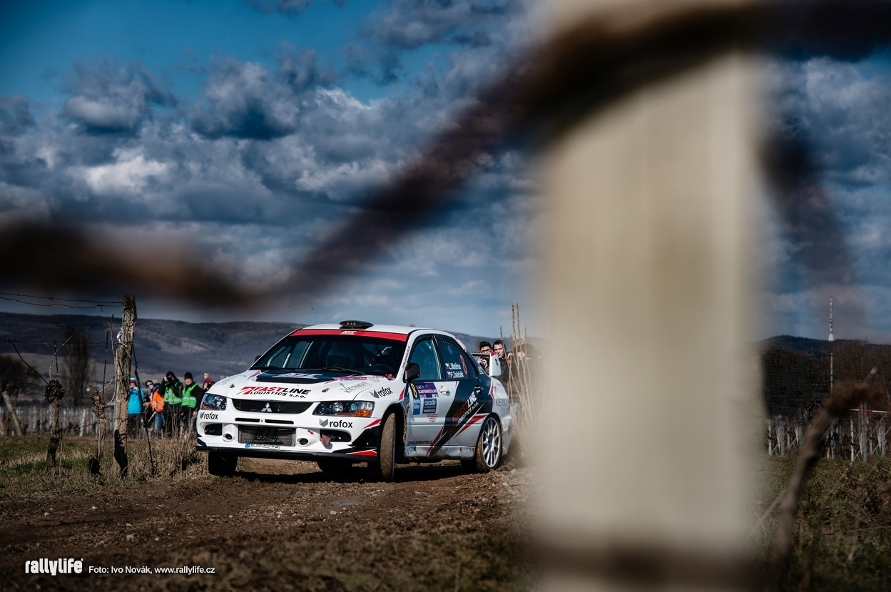 Blaufränkischland rallye 2020 - Matěna