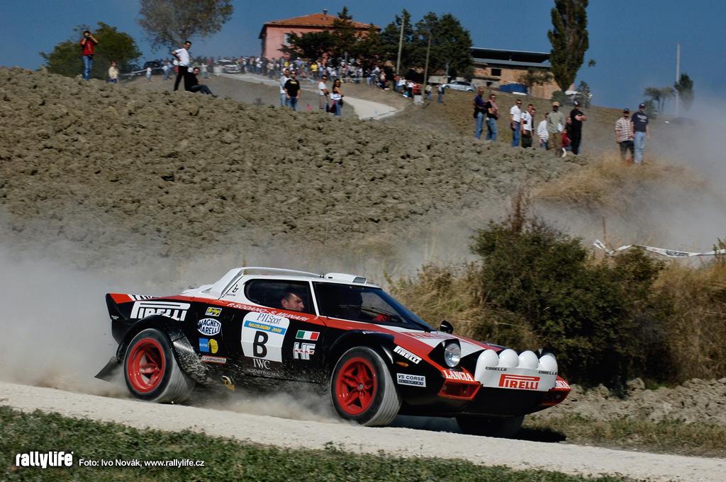 Sandro Munari - Lancia Stratos HF