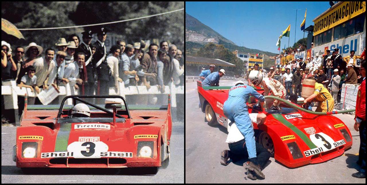 Munari Merzario Targa Florio 1972