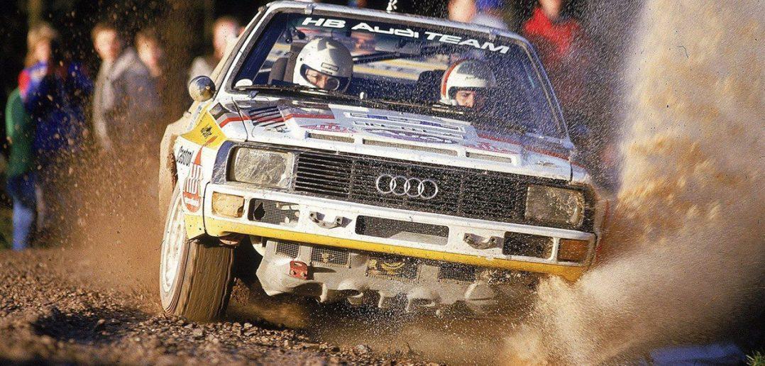 Lombard RAC rally 1984