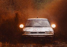 Safari rally 1990 – blátivé peklo – 1.díl